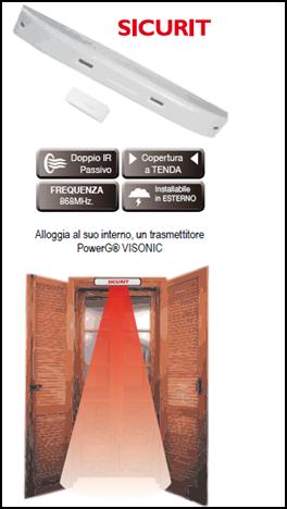 Moratto trieste antintrusione visonic - Sistemi antintrusione per finestre ...
