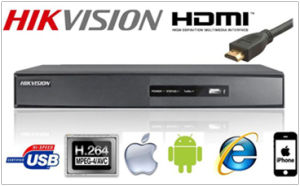 DVR ANALOGICO 960H 15 Fps