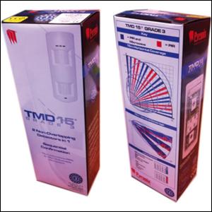Sensore volumetrico tripla tecnologia  antimask