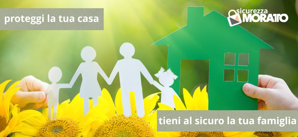 proteggi la tua casa